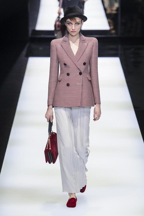 Деловой стиль на международной Неделе моды 2017 18   Paris-Chance ... 85d567bd4af