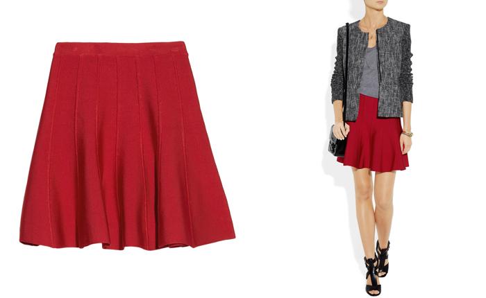 Расклешенные юбки и юбки из клиньев