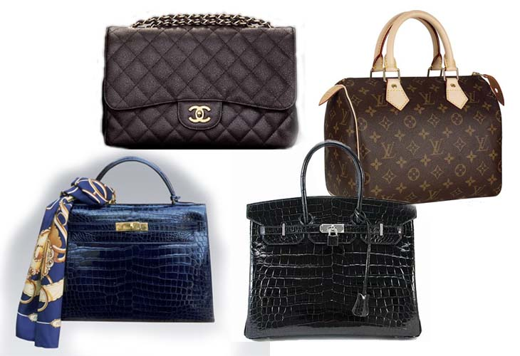 Эти модели не теряют популярности многие десятилетия и выходят в новых  коллекциях  Chanel модель «2 55», модель Kelly, Birkin от Hermès, модели  Speedy в ... 8d8c3feaef8