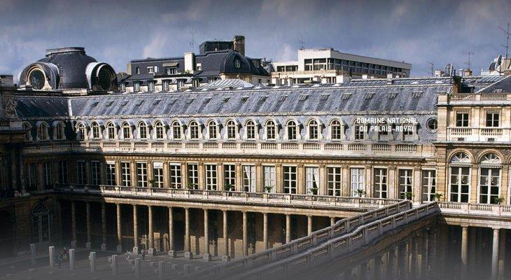Прогулки и шоппинг в Пале-Руаяль (Palais Royal)
