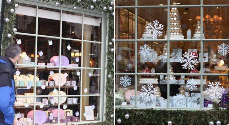 Рождественский Париж - рай для гурманов