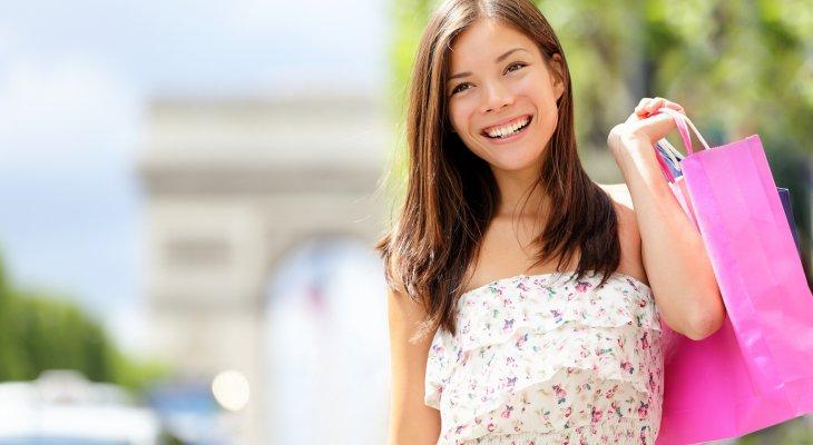 Прогулки и шоппинг на Елисейских Полях (Champs-Elysees)