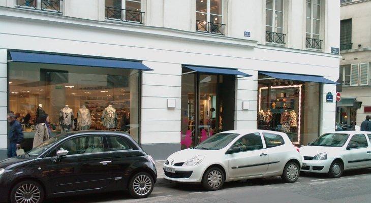 Прогулки и шоппинг в квартале площадь Vendome - улица Saint-Honore