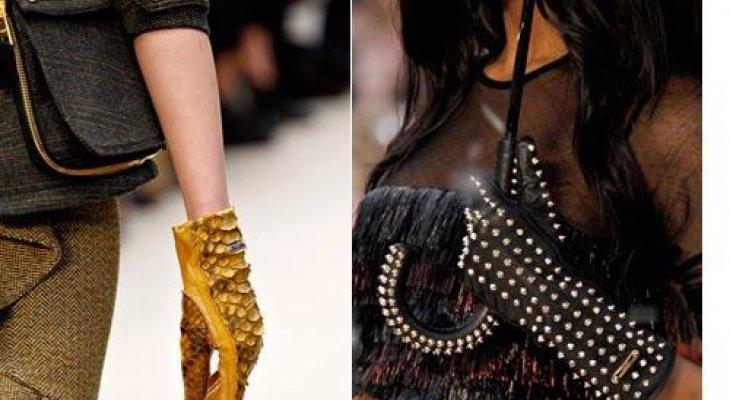 Перчатки - один из неотъемлемых женских аксессуаров