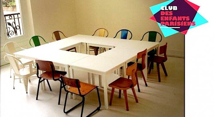 Детский центр творчества Le Club des Enfants Parisiens