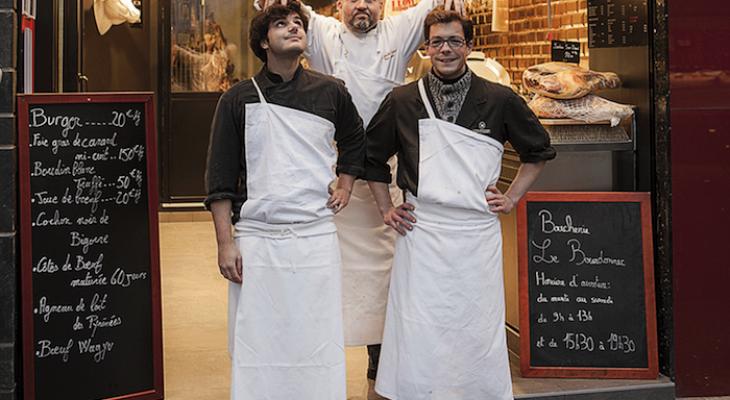 Ив-Мари Ле Бурдоннек или где купить элитное мясо в Париже…