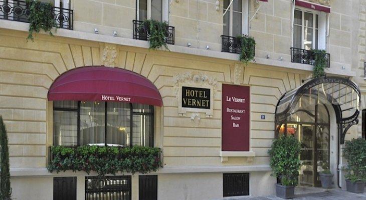 Hôtel Vernet – ремонт и релукинг к 100-летнему юбилею