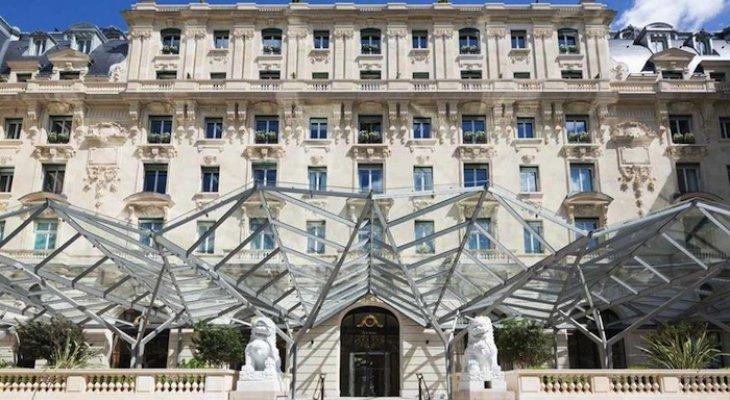 Отель Peninsula Paris, роскошь – норма отдыха!