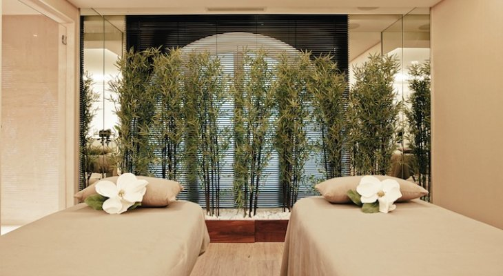 Spa салон Carita в отеле Grand Hôtel du Palais Royal
