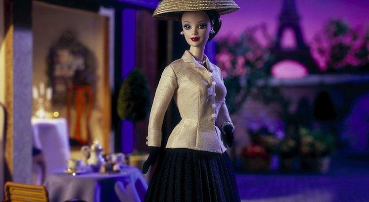 Barbie в Музее декоративного искусства