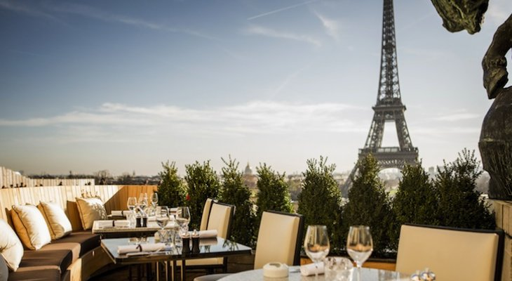 Café de l'Homme – весь Париж у ваших ног!