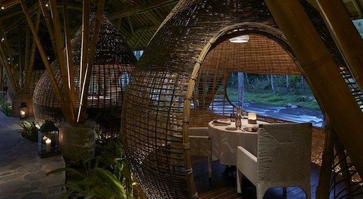 Высокая кухня на Бали с Маурицио Бомбини