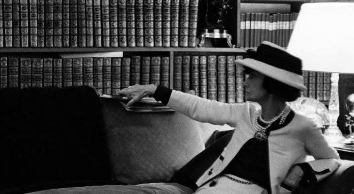 Culture Chanel. Литература в жизни Шанель