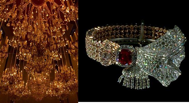 Dior à Versailles : ювелирные фантазии Виктуар де Кастеллан