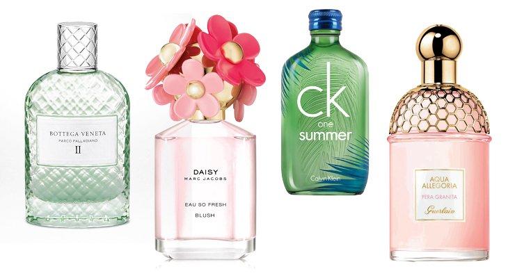 Духи, спреи, ароматная вода – ваш летний выбор?