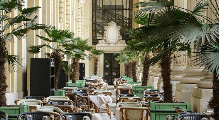 Ресторан Mini Palais – искусство жить в Париже!