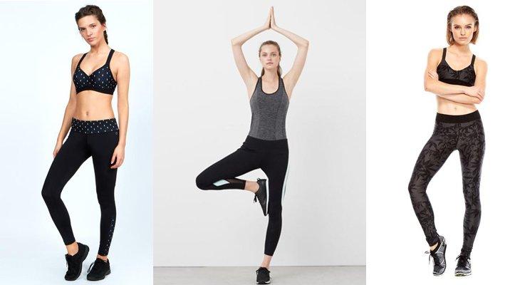 Американки голосуют за лосины для йоги!