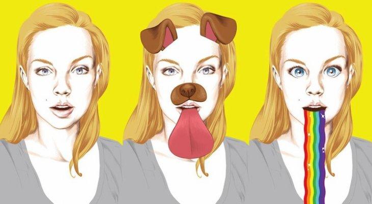 Snapchat и другие развлечения люксовых брендов
