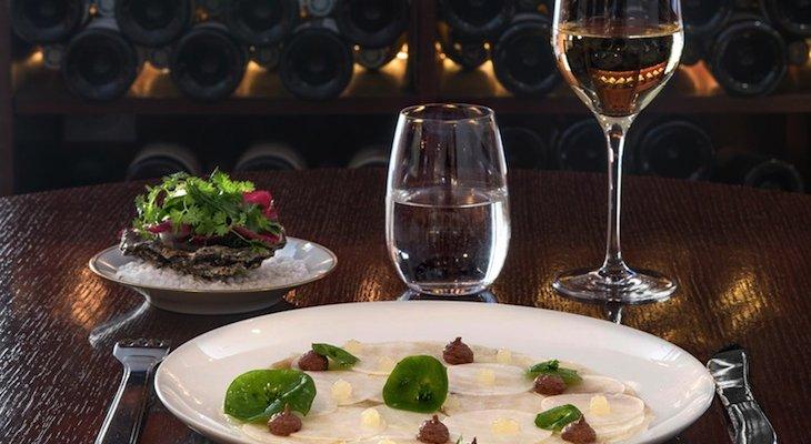 Ресторан Gaya Rive Gauche – морская звезда Мишлен