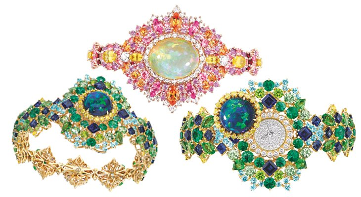 Новая коллекция Dior Haute Joaillerie «Dior et d'Opales»