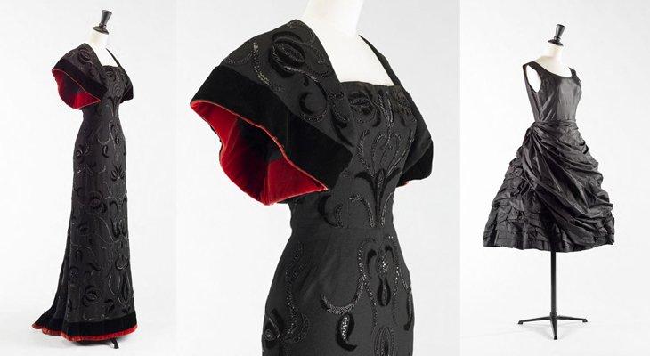 Алхимия черного цвета. Выставка Balenciaga. Œuvre au noir