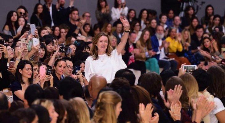 Клер Уэйт Келлер во главе дома Givenchy